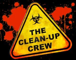 Clean-Up Crew