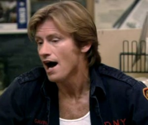 Denis Leary in Rescue Me Minisode