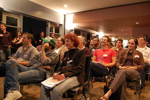 September HWTV Meetup Audience