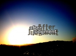 After Judgment Web series