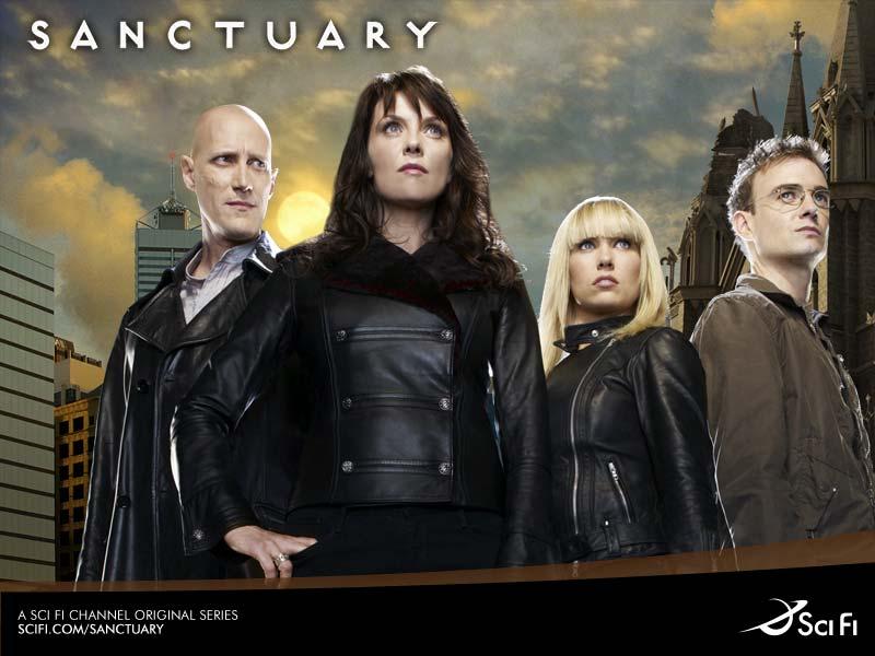 Sanctuary Cast