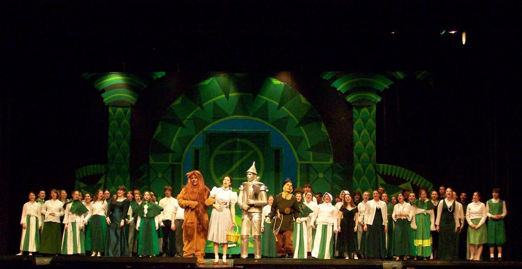 "Barnstable High School Drama Club's ""The Wizard of Oz"""
