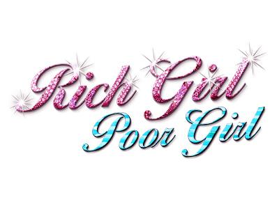 Rich Girl Poor Girl - logo 2