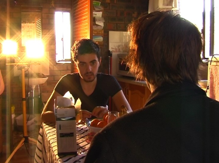 The 21 Conspiracy - production still
