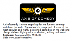 Axis of Comedy - upfront 09