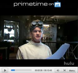 MySpace Primetime app - Dr. H