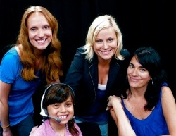Amy Poehler's 'Smart Girls' Kicks Off With Mattel's Barbie on Board