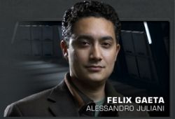 Alessandro Juliani as Felix Gaeta