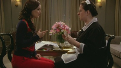 Blair and Dorota - Gossip Girl - web series