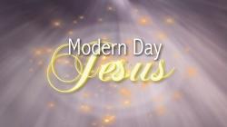 Modern Day Jesus Logo