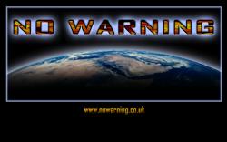 No Warning - web series