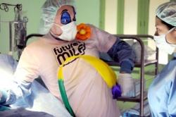 Rob Corddry in Childrens' Hospital on TheWB.com