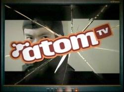 Atom TV logo