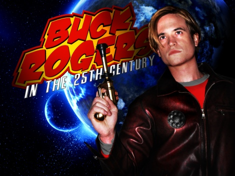Buck Rogers web series