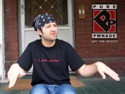 Jeremy on Pure Pwnage