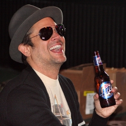 Johnny Knoxville in One Bourbon, One Scotch and One Beer