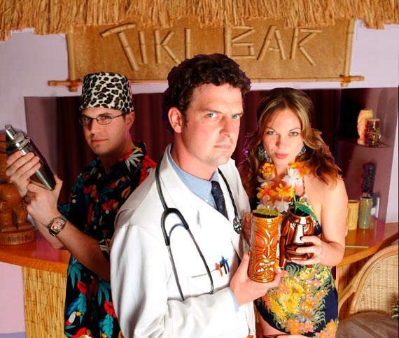 Tiki Bar TV cast 2