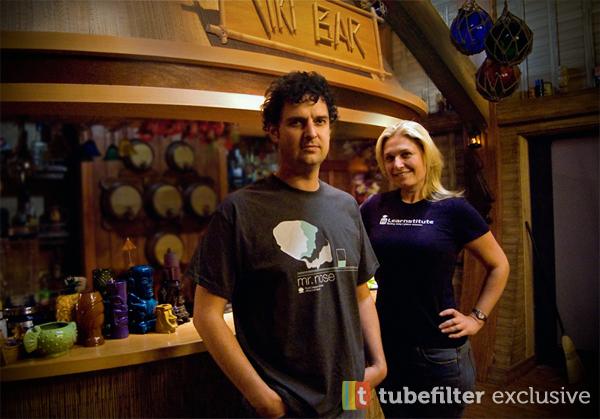 Tiki Bar TV - Jeff Macpherson and Tosca Musk