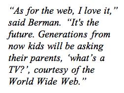 Jeffrey Berman quote