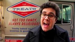 VendrTV - treats truck