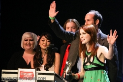 The Guild at the Streamy Awards