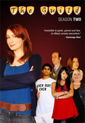 The Guild on DVD