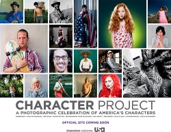 USA Network Character Project