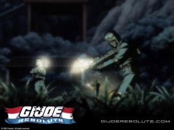 G.I. Joe: Resolute - web series