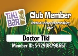Tiki Bar TV - Membership