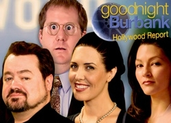 Goodnight Burbank Hollywood Report