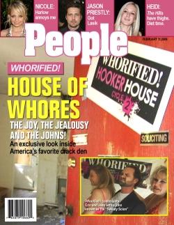 Whorified on People