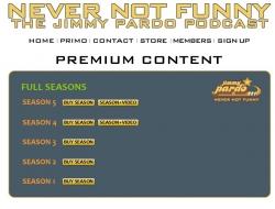 Never Not Funny - Premium Content
