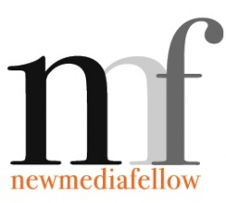 new media fellow logo
