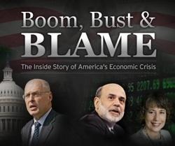 Boom, Bust & Blame