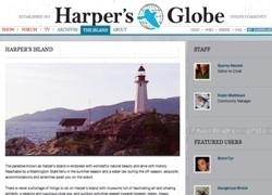 EQAL - Harper's Globe
