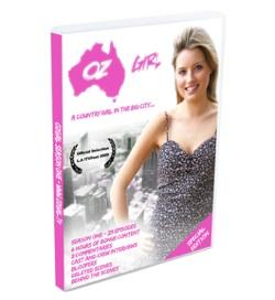 OzGirl DVD