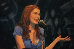 Felicia Day at BlizzCon