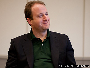 Jared Polis - Freshman Year