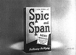 Branded Entertainment - Spic and Span