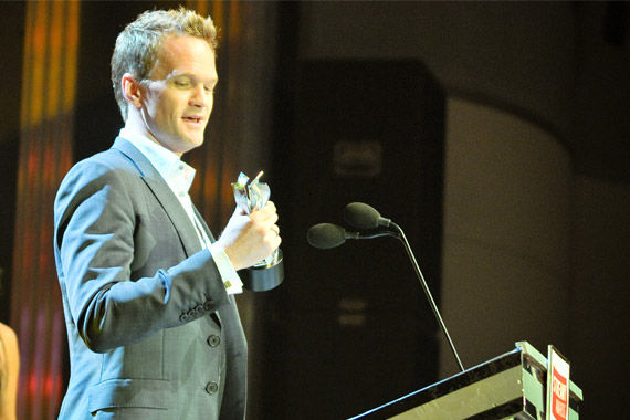 Neil Patrick Harris at the Streamy Awards