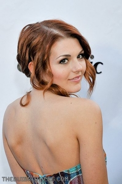 Jessica Rose at the Streamy Awards