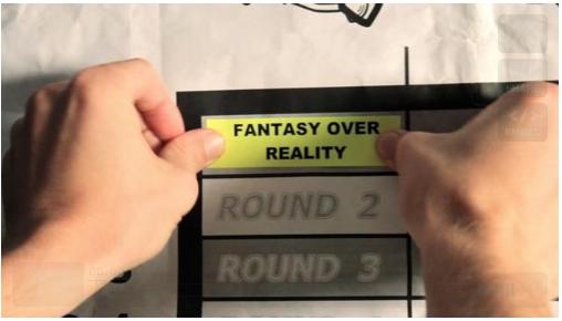 Fantasy Over Reality