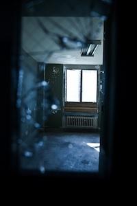 Hospital window Camera Obscura - 200