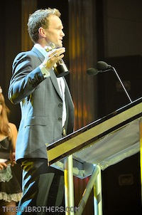 Neil Patrick Harris - Streamy Awards 2009