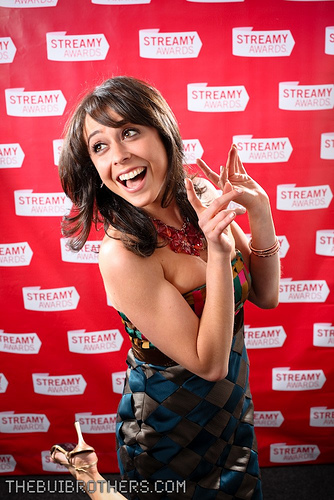 Shira Lazar - Streamys