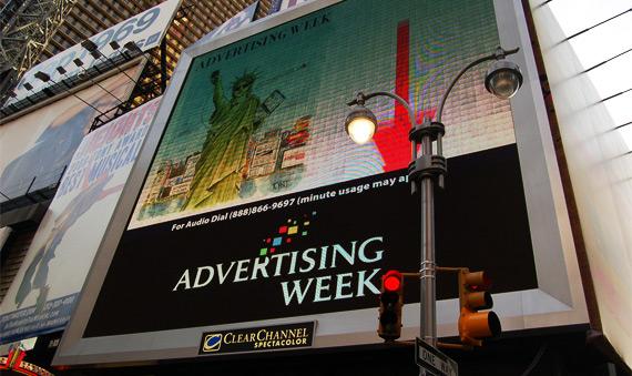 Advertising Week New York 2009