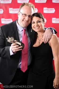 Blake Calhoun - Streamy Awards 2009