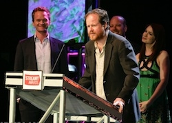 Joss Whedon Streamy Awards 2009
