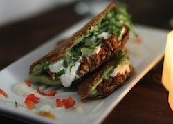 Raw food tacos - Friday Rewind