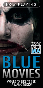 Blue Movies - poster